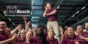BOSCH – Work #LikeABosch