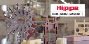 Hochleistungs-Kunststoffe bei der Erhard Hippe KG